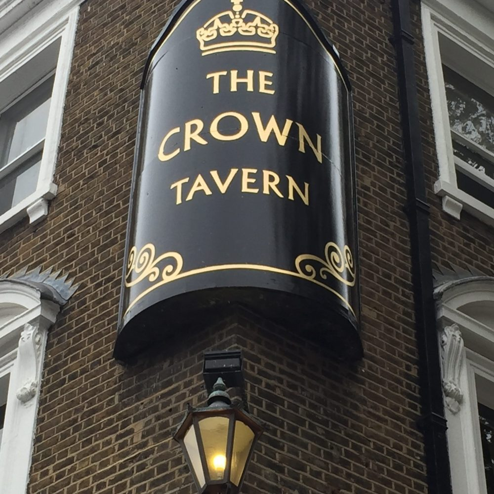 The Crown Tavern Clerkenwell
